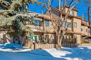 #5 95 Grier PL Ne, Calgary, Attached homes