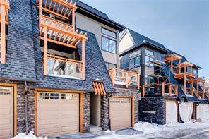 Attached Three Sisters Canmore Real Estate