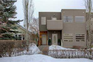 #2 1929 26a ST Sw, Calgary, Attached homes