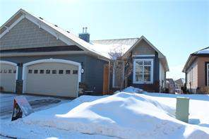 Attached Rainbow Falls Chestermere real estate