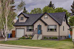 1411 27 ST Sw, Calgary, Detached homes