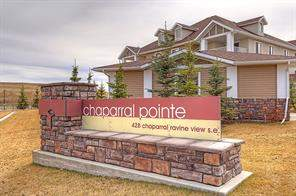 Apartment Chaparral Calgary real estate
