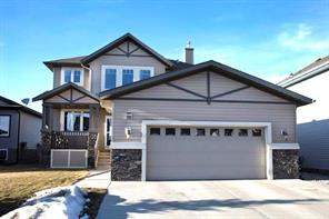 Detached Aspen Creek Strathmore real estate Listing