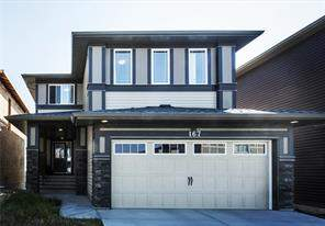 Hillcrest Airdrie Detached homes