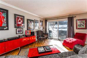Apartment Upper Mount Royal Calgary Real Estate
