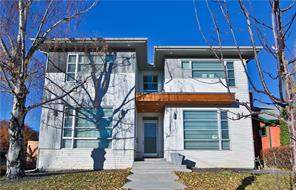 Detached Rosedale Calgary real estate