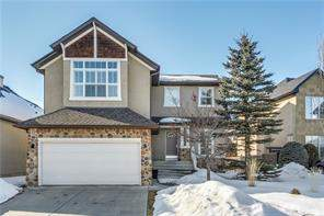 Detached Discovery Ridge Calgary real estate