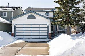 204 Hawkmount CL Nw, Calgary, Detached homes