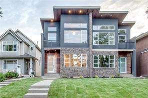 2621 35 ST Sw, Calgary, Attached homes