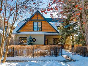 Detached Hillhurst Calgary real estate Listing