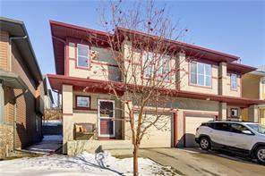 115 Hidden Creek Ri Nw, Calgary, Attached homes