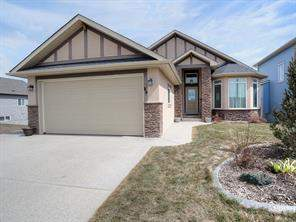 Strathmore Lakes Estates Detached home in Strathmore