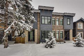 1336 19 AV Nw, Calgary, Attached homes