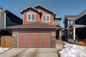 222 Fireside Pl, Cochrane, Detached homes