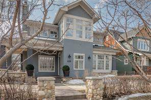 Detached Elboya Calgary real estate Listing