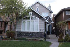 Detached West Hillhurst Calgary Real Estate