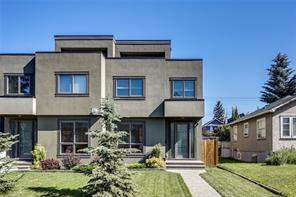 1210 17 AV Nw, Calgary, Capitol Hill Attached