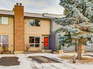 #67 9908 Bonaventure DR Se, Calgary, Attached homes