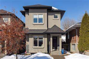 937 33 ST Nw, Calgary, Detached homes Listing