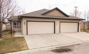 Fairways Airdrie Attached homes