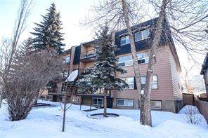 Apartment Sunnyside Calgary Real Estate Listing