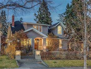 New Mount Royal 1422 Joliet AV Sw, Calgary, Detached homes