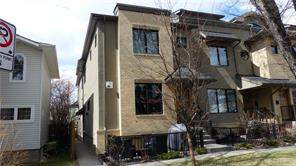 Parkdale #1 535 33 ST Nw, Calgary, Parkdale Attached condominiums