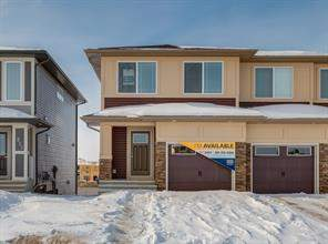 Attached Hillcrest Airdrie real estate