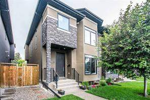 Attached Mount Pleasant Calgary real estate Listing