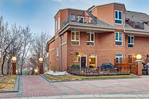 #5201 400 Eau Claire AV Sw, Calgary, Attached homes