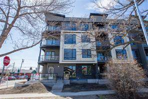 #201 605 17 AV Nw, Calgary, Mount Pleasant Apartment Listing