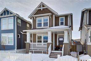 Detached Reunion Airdrie real estate