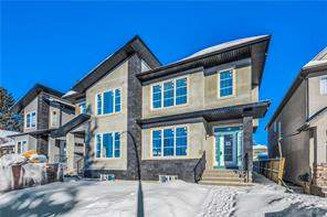 244 24 AV Ne, Calgary, Attached homes