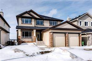 1121 Channelside DR Sw, Airdrie, Detached homes