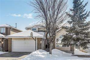 287 Waterstone CR Se, Airdrie, Detached homes