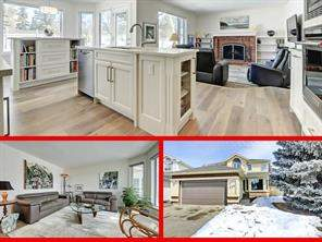 226 Diamond BA Se, Calgary, Detached homes