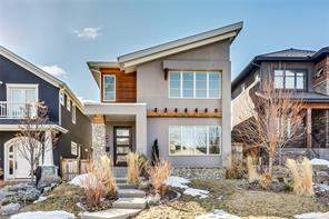 Detached Hillhurst Calgary Real Estate