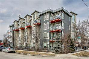 #406 805 4 ST Ne, Calgary, Apartment homes Listing