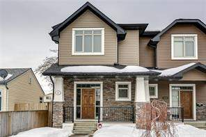 Winston Heights/Mountview Calgary Attached homes Listing