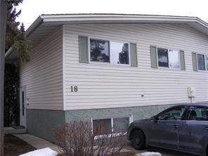 #18 1919 69 AV Se, Calgary, Attached homes Listing