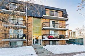 Sunnyside Apartment home in Calgary
