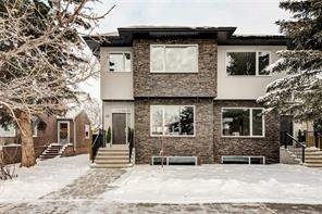 Renfrew Attached home in Calgary Listing