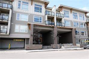 #317 707 4 ST Ne, Calgary, Renfrew Apartment