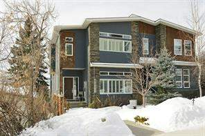 Attached Montgomery Calgary Real Estate Listing