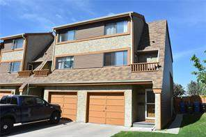 Ranchlands Calgary Attached homes