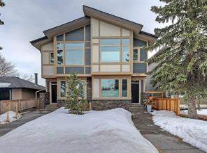 953 40 AV Nw, Calgary, Cambrian Heights Attached Listing