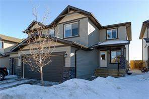 2362 Baywater CR Sw, Airdrie, Attached homes