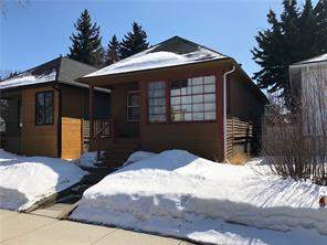 317 18 AV Nw, Calgary, Mount Pleasant Detached Listing