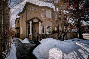 Attached Renfrew Calgary real estate Listing