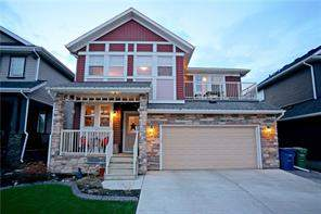 Detached Bayside Airdrie Real Estate Listing
